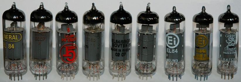Електронска лампа ЕЛ84