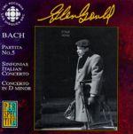Bach Partita Gould