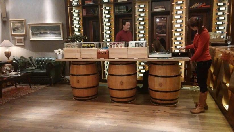 Šapat vinarija i ploče